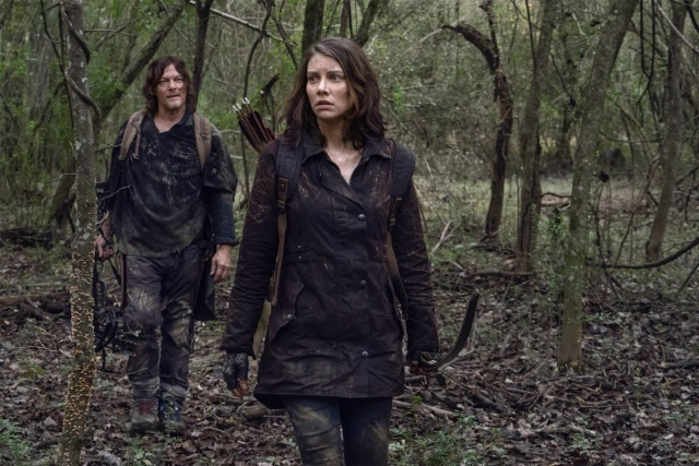 the-walking-dead-home-sweet-home-review -daryl and maggie