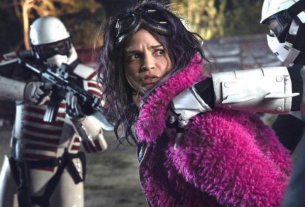 the walking dead splinter review - captured princess