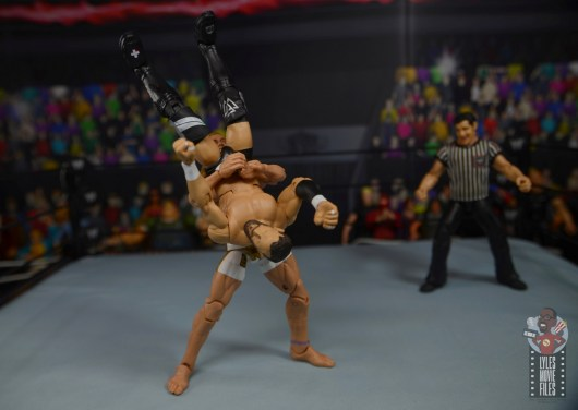 wwe elite 78 matt riddle figure review -powerbomb to fish1