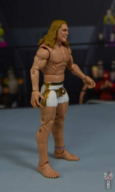 wwe elite 78 matt riddle figure review - right side