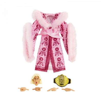wwe ultimate edition ric flair -accessories