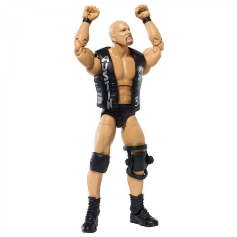 wwe ultimate edition stone cold steve austin - raising arms