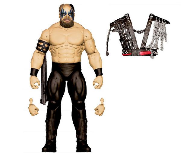 Mattel WWE Wrestlemania 2021 figure reveals elite 87 - warlord