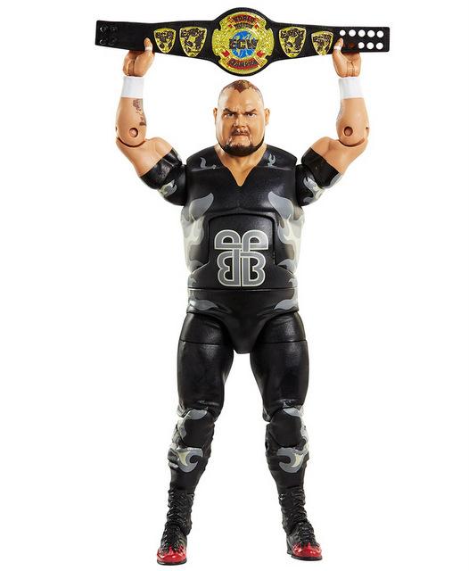 Mattel WWE Wrestlemania 2021 figure reveals legends 11 - bam ecw bam bigelow