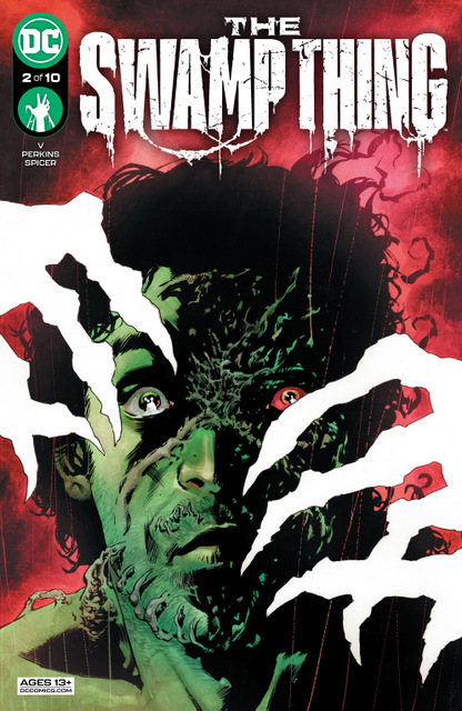 The-Swamp-Thing #2