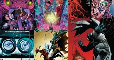 dc comics reviews 4-13-21 batman the detective