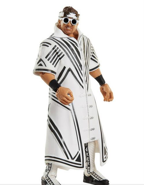 mattel wwe wrestlemania 2021 figure reveals - wwe elite 86 the miz