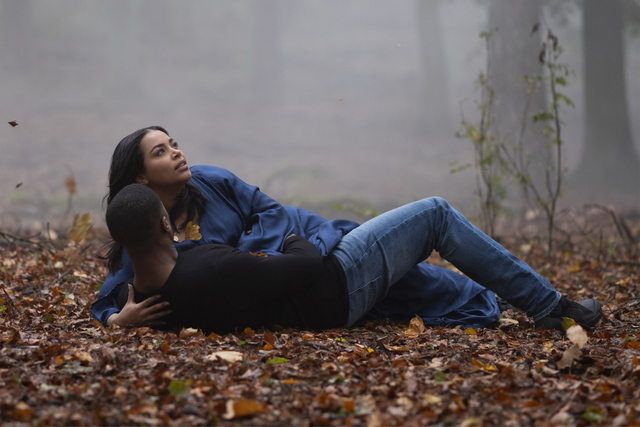tom clancy's without remorse review - michael b. jordan and lauren london