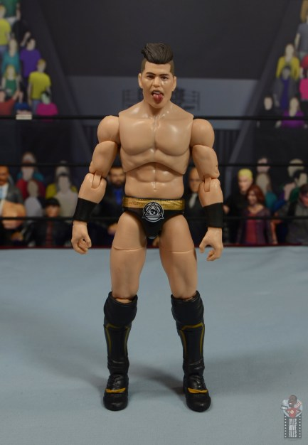 aew unrivaled series 4 sammy guevara review - front