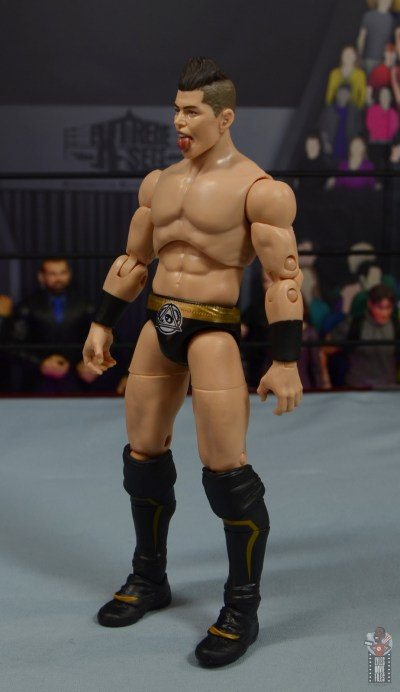 aew unrivaled series 4 sammy guevara review - left side