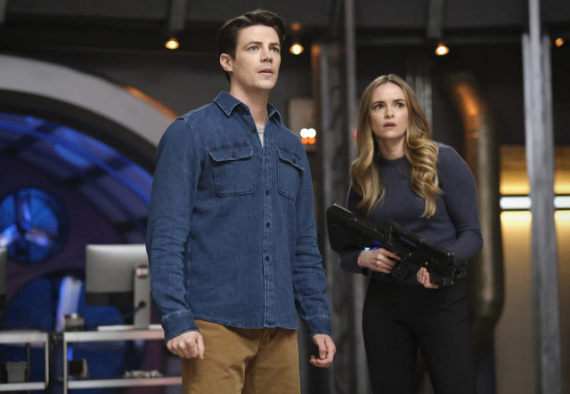 the flash - family matters, part 1 review -barry and caitlin