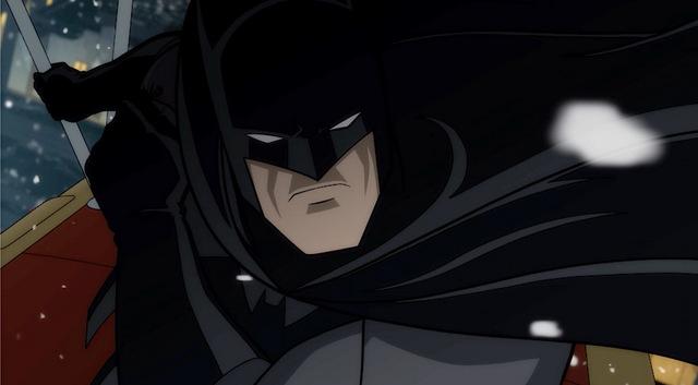 batman the long halloween part one review - batman