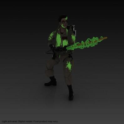 ghostbusters plasma series egon - black light