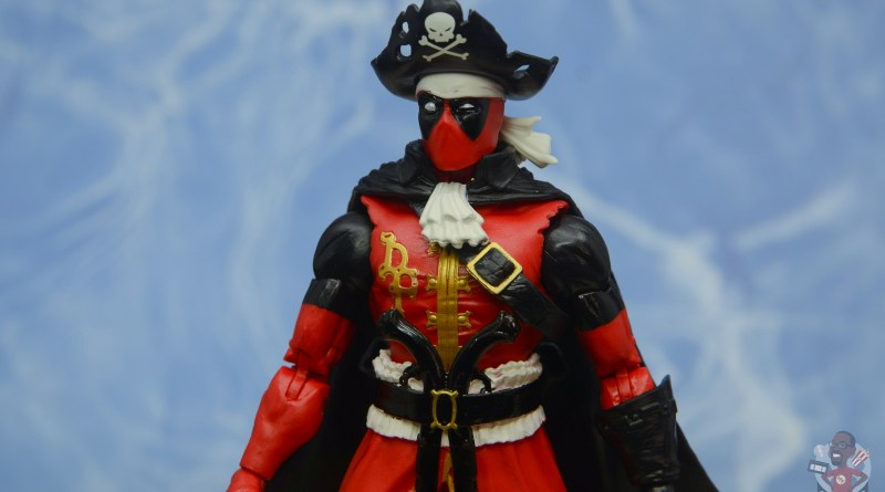 marvel legends pirate deadpool review -main pic
