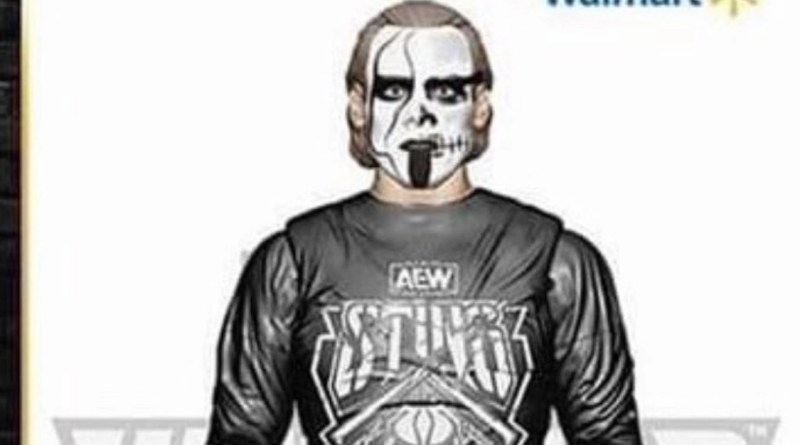 aew unmatched sting figure