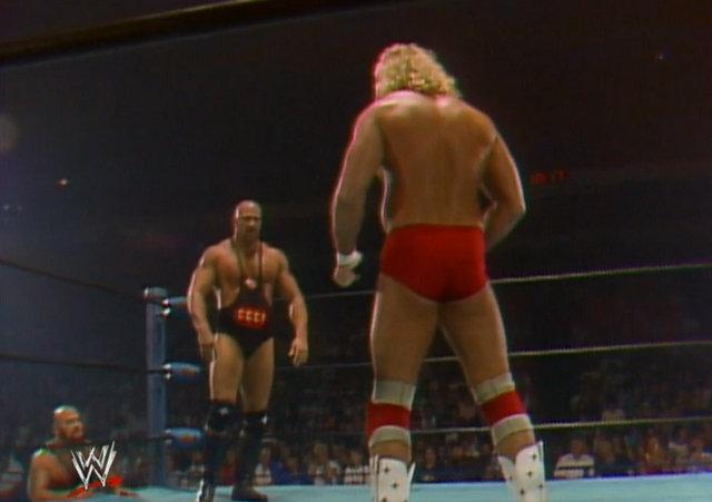Magnum TA vs. Nikita Koloff Great American Bash 1986