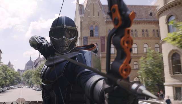 black widow review - the taskmaster