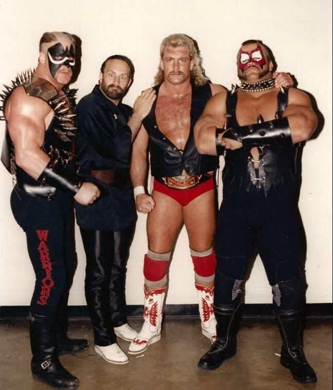 magnum ta and the road warriors