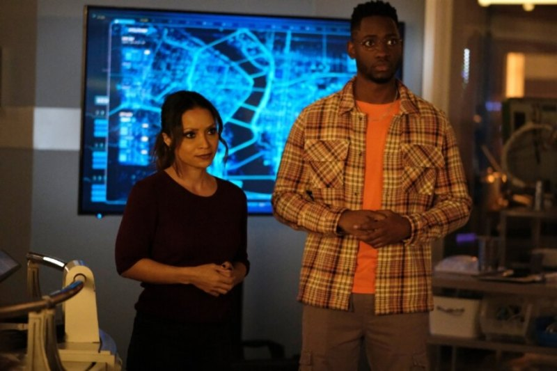 the flash pow review - cecile and chester