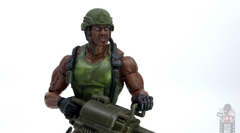 gi joe classified series heavy artillery roadblock review - main pic
