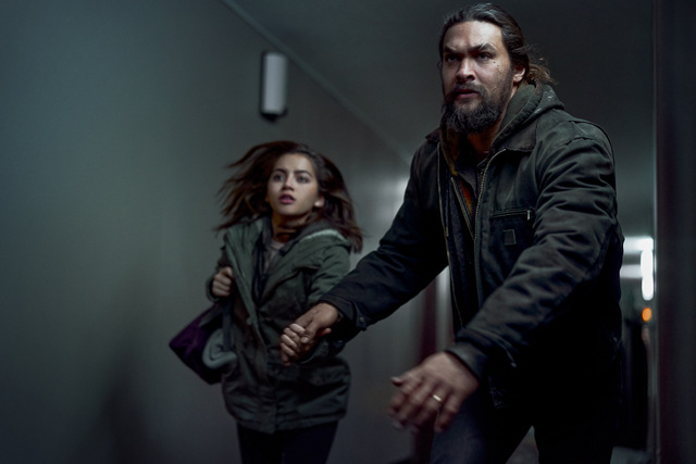 sweet girl review - isabel merced and jason momoa