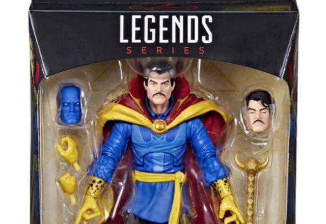marvel legends classic doctor strange figure