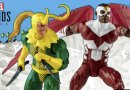Pre-order Marvel Legends Retro Falcon and Loki figures