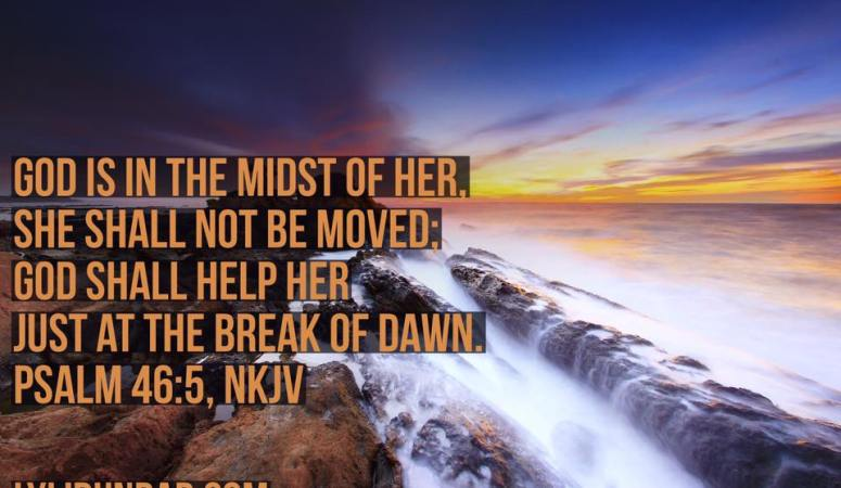 When God is in the Midst