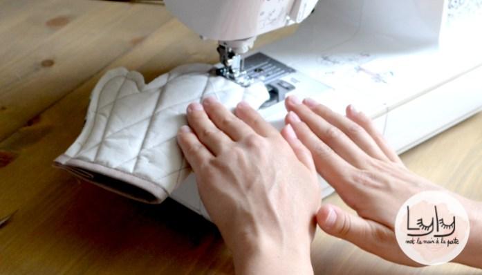 coudre des mini maniques