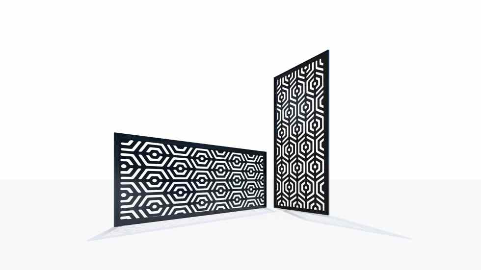 Claustra design motif 51 géométrique