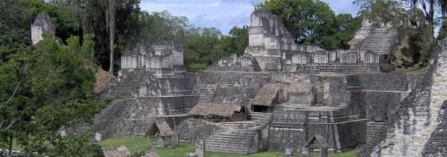 Ruins of Tikal