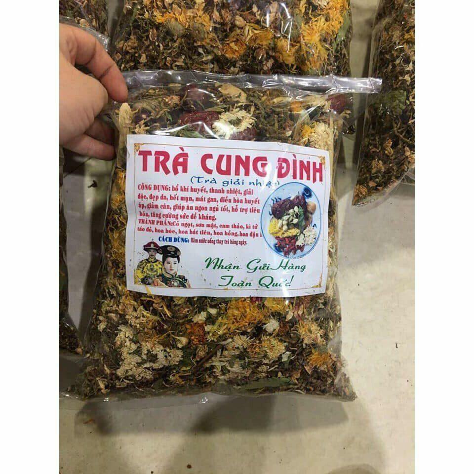 trà cung đình sapa