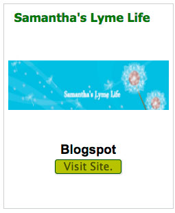 samanthas-lyme-life