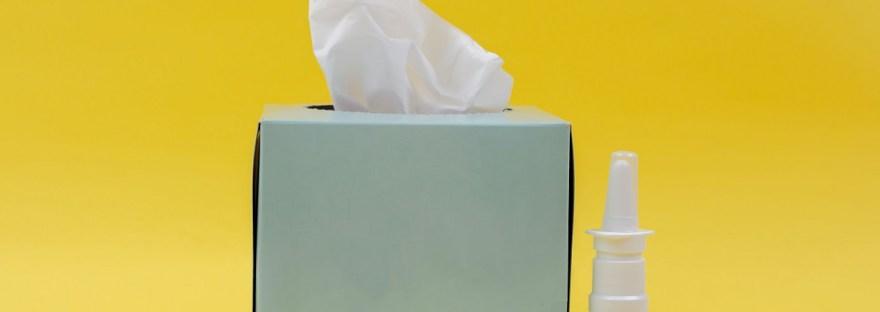 tissues for allergic reaction