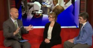 Eva Sapi and Phyllis Mervine on Fox