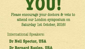 Vis-a-Vis Symposiums - Lyme Disease UK