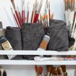 Fashion-Elemente mit Grau für mediven 550 Bein