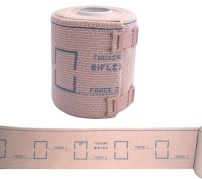 This is a long stretch bandage- NOT to be used in treating Lymphedema.