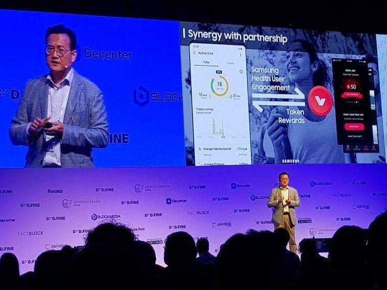 Samsung VP introduces Lympo