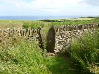 Snicket gate - designed by Dan Pearson