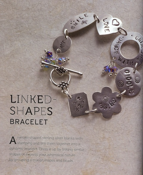 Linked Shaped Bracelet