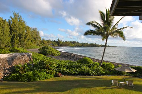View from our lanai