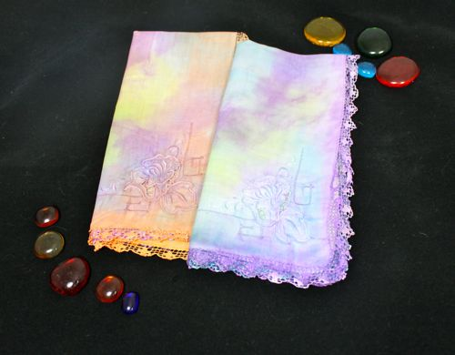 Seta Colored Handkerchiefs