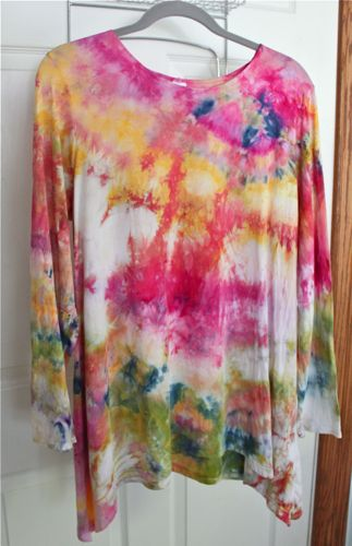 Ice Dyed Shirt