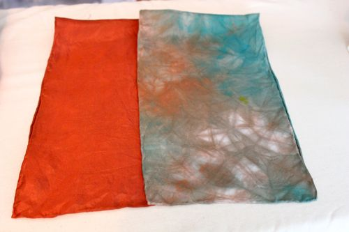 Two other small scarves