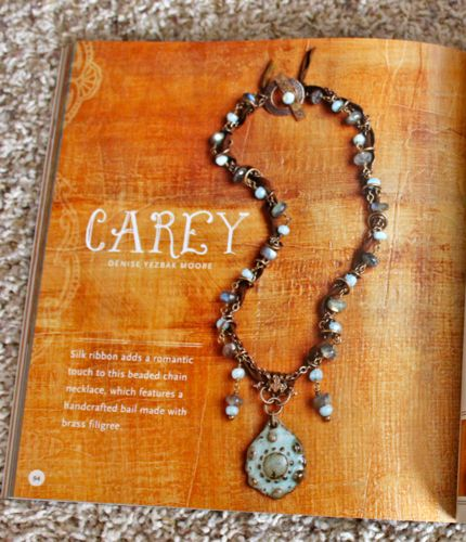 Carey necklace