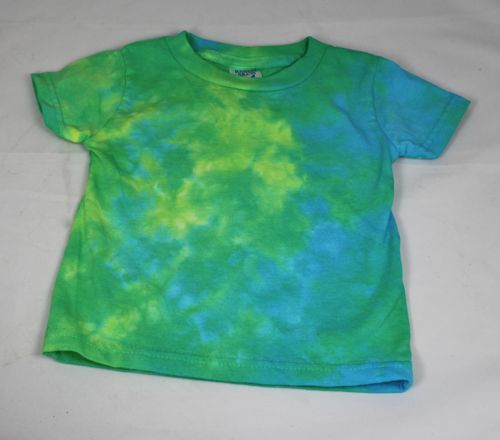 Tie dyed 18 month tshirt