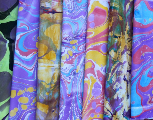 How to marble with Jacquard Marbling Kit