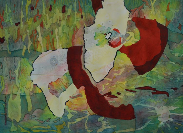 Lynda Hoffman-Snodgrass -Tropical Dream