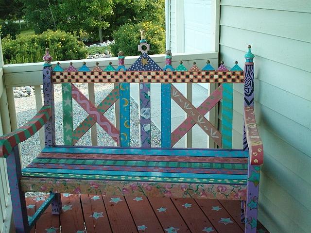Whimsical Painted Furniture Ideas Painting Diy Lynda Makara
